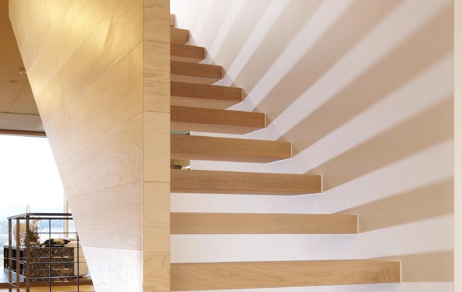 Treppe Escalier Bois Holz