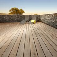 Terrasse Holzterrasse