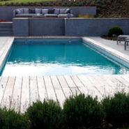 Pool Terrasse Dielen