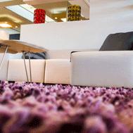 Teppich- und Korkböden
