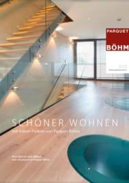 Parquet Böhm Katalog 2017