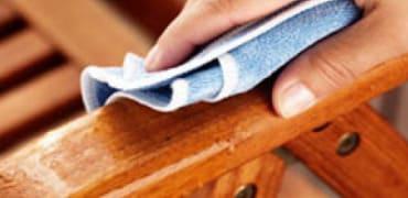 Möbel reinigen und pflegen