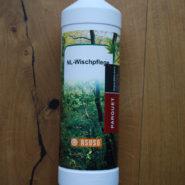 Wischpflege Holz Boden