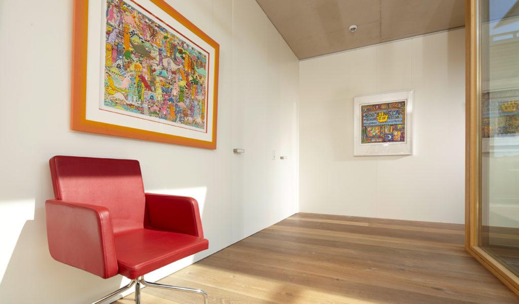Couloir moderne