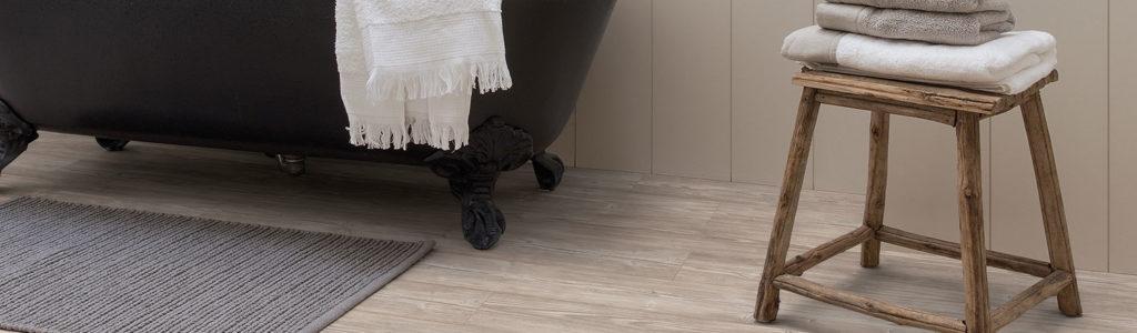 Laminat im Badezimmer